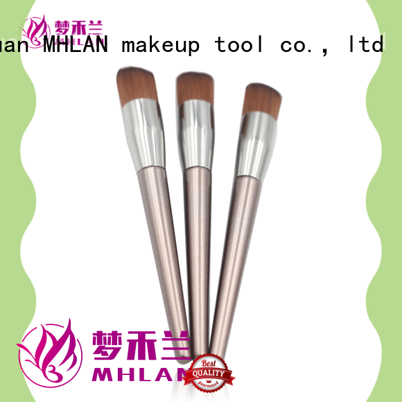 MHLAN fashion buffing makeup brush supplier for sale