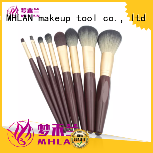 fashion private label makeup brush manufacturer for female