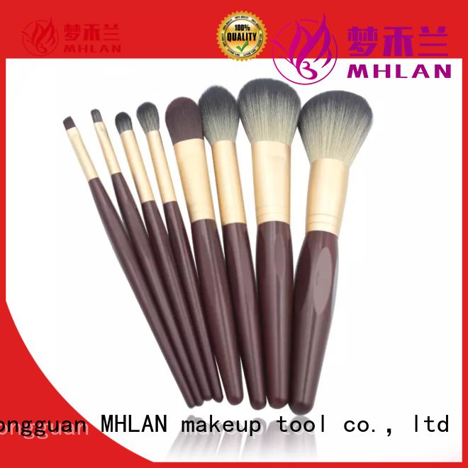 MHLAN affordable makeup brushes manufacturer for wholesale