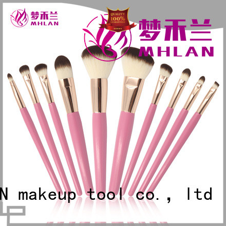 100% quality best makeup brush set factory for distributor