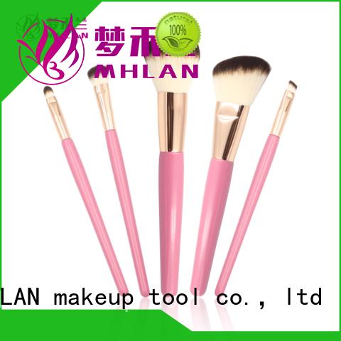 MHLAN face makeup brush set factory for distributor