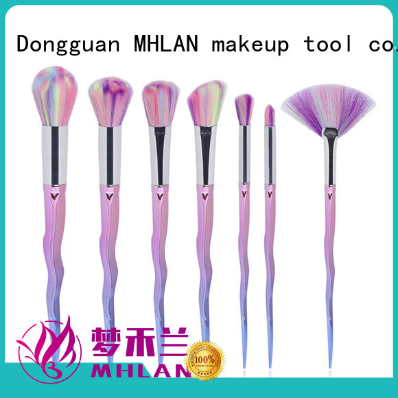 MHLAN best makeup brushes kit factory for wholesale