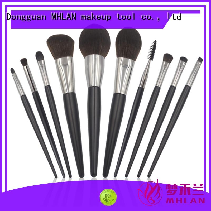MHLAN custom good makeup brush sets supplier for wholesale