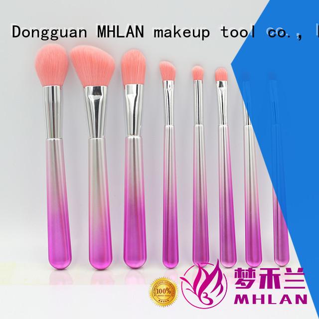 MHLAN custom makeup brush set cheap factory for wholesale