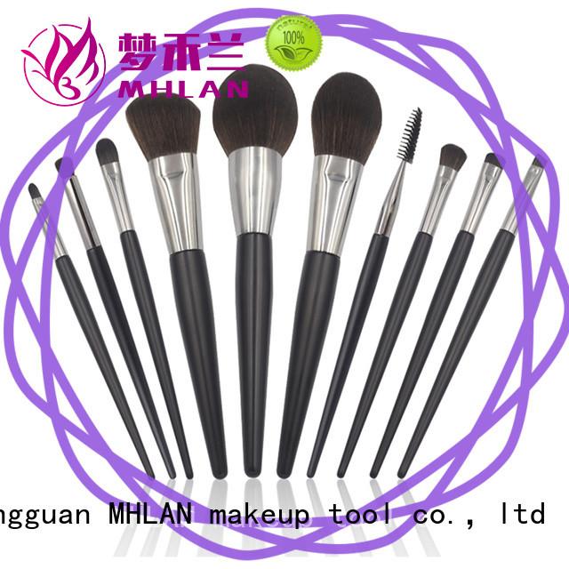 MHLAN custom full makeup brush set factory for distributor