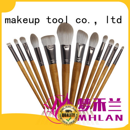 100% quality travel makeup brush set from China for distributor