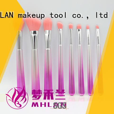 MHLAN 100% quality kabuki brush set factory for distributor