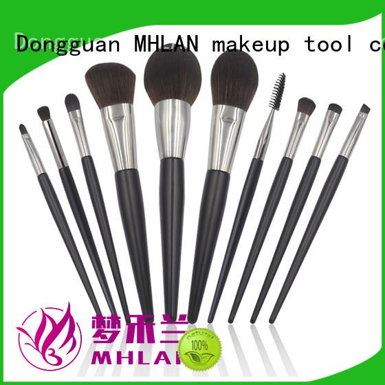 custom makeup brush set low price factory for wholesale