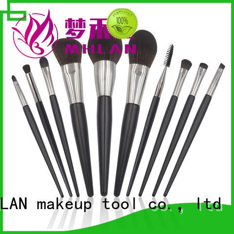 MHLAN custom cosmetic brush set factory for cosmetic