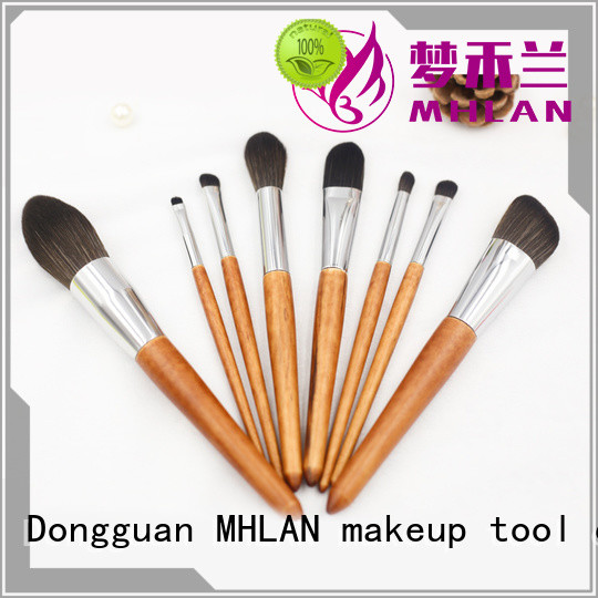 custom face makeup brush set supplier for distributor