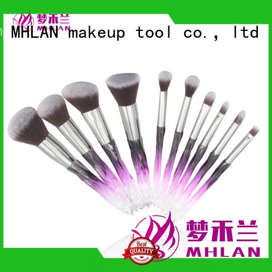 MHLAN best makeup brushes kit supplier for wholesale