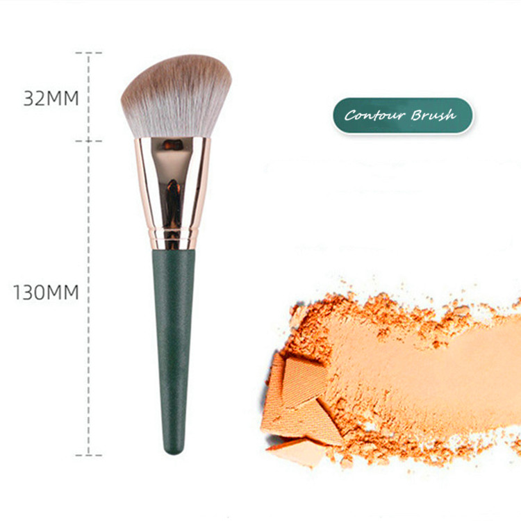 MHLAN Manufacturer Super Soft Multi-functional Cheek Brush