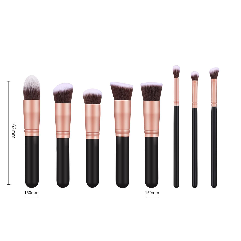 MHLAN custom made makeup brush brands factory for market-1
