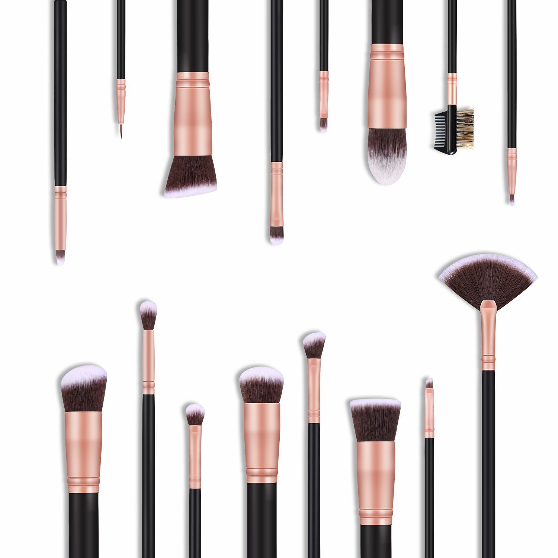 MHLAN custom made makeup brush brands factory for market-2