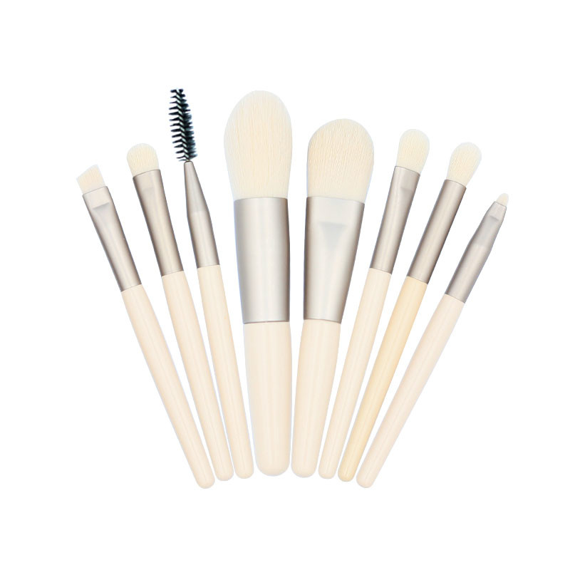Top Quality multicolors travel makeup brush set Factory MHLAN