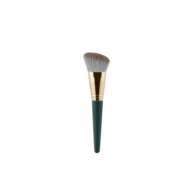 High Quality ultra soft angled makeup brush Wholesale-MHLAN