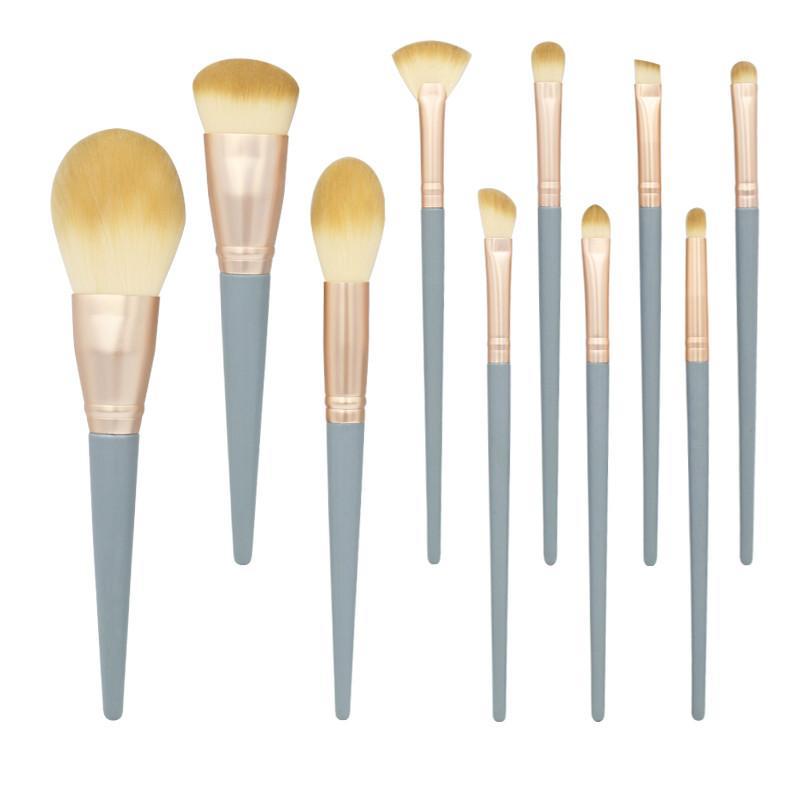 Professional eye makeup brush set Factory From China-MHLAN