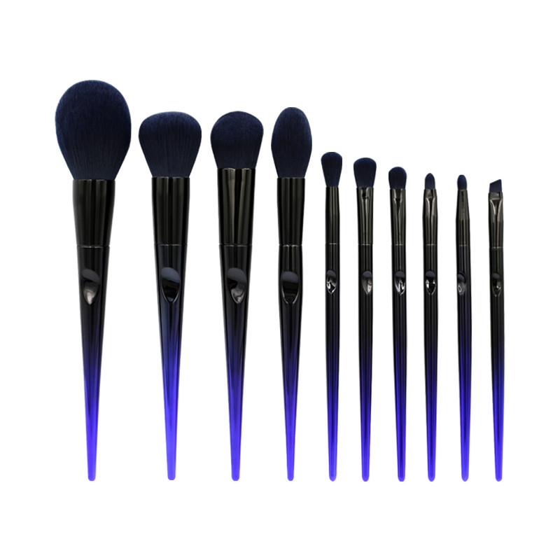 China Professional affordable makeup brush sets Factory