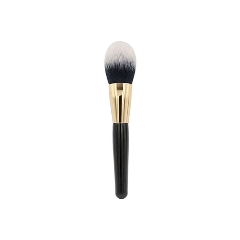 Single powder brush