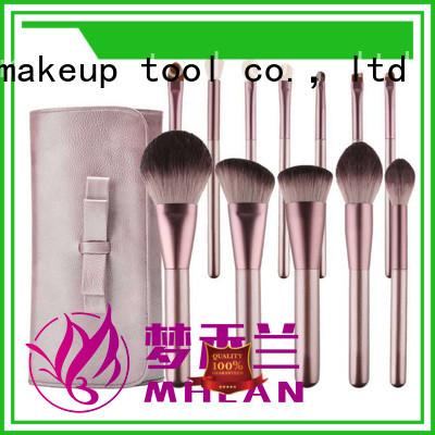 MHLAN makeup brush set supplier for distributor