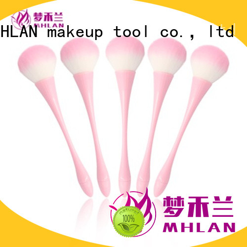 MHLAN retractable powder brush supplier for sale