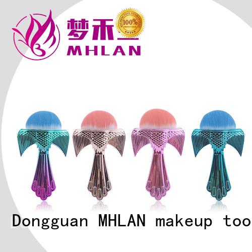 delicate large powder brush supplier for distributor