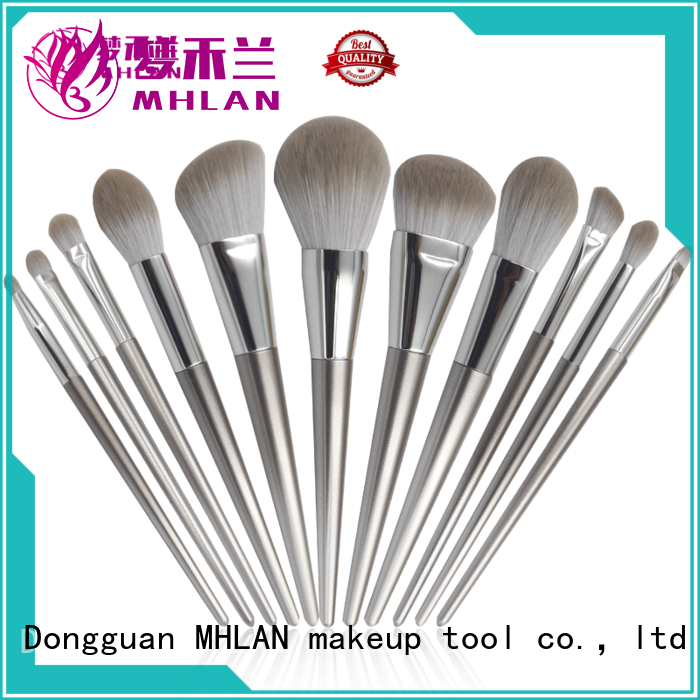 MHLAN makeup brush kit from China for cosmetic