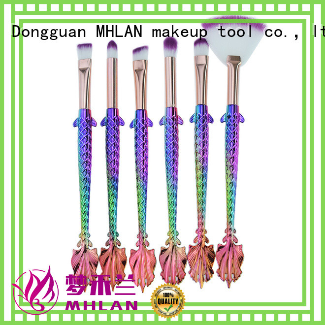100% quality face brush set factory for cosmetic