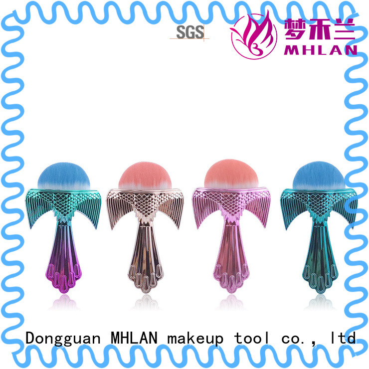 delicate best powder brush factory for distributor