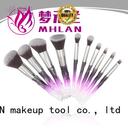 MHLAN makeup brush set cheap supplier for cosmetic