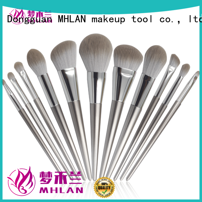 100% quality professional makeup brush set from China for distributor