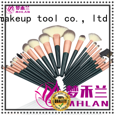 100% quality eye makeup brush set factory for cosmetic